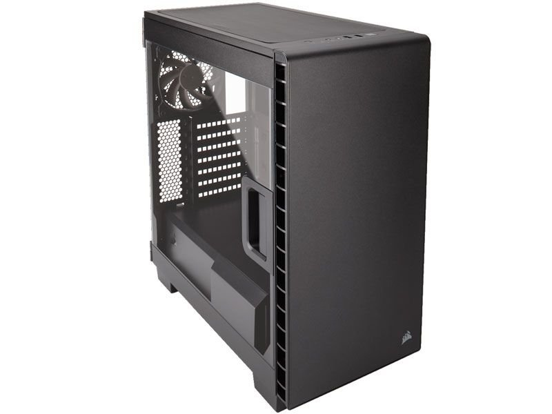 Gabinete Gamer Corsair Cc-9011081-Ww Carbide Series 400C C/ Acrílico