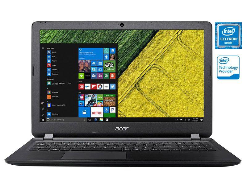 Notebook Acer Nxgj7Al006 Es1-533-C27U Quad Core N3450 4Gb 500Gb Win10 15.6 Led