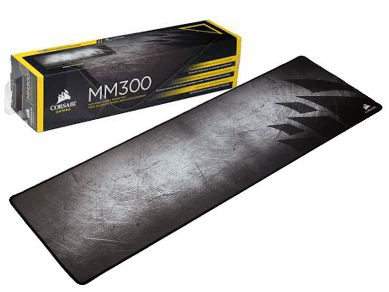 Mouse Pad Gamer Corsair Ch-9000108-Ww Mm300 Extended 93 X 30Cm Preto
