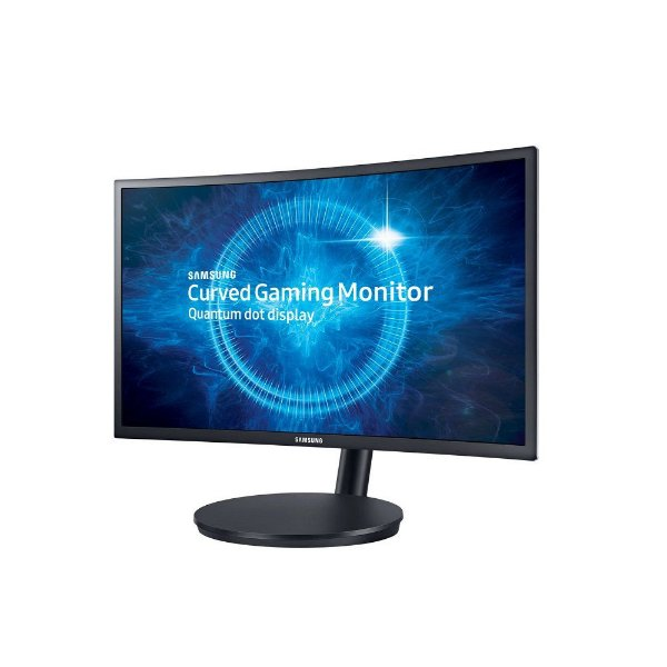 Monitor samsung gamer 1ms 23.5 led curve Lc24fg70 144hz C24FG73FQLXZD