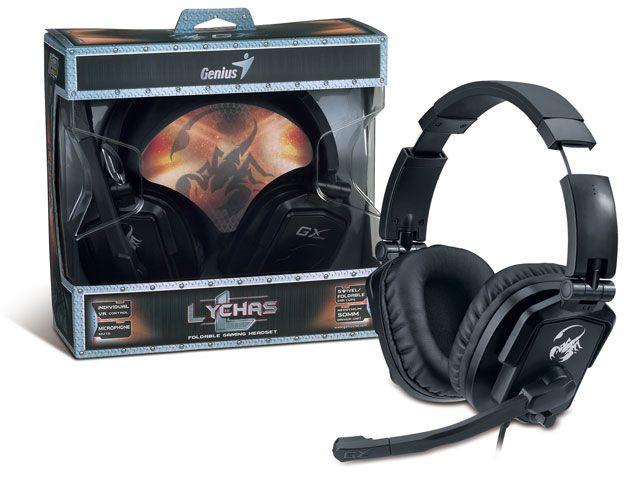 Headset Gamer Genius HS-G550 com driver p2
