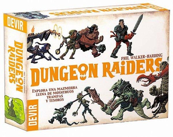 Dungeon Raiders 2a Edição