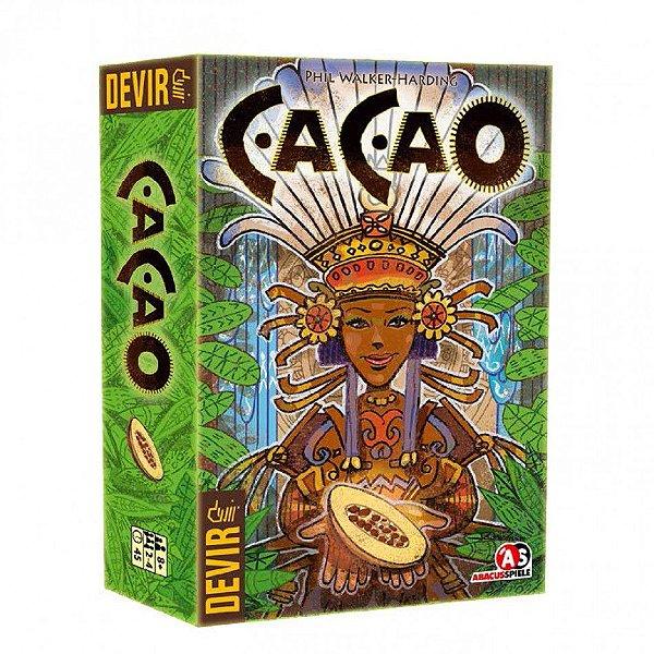 Cacao Diamante Expansão