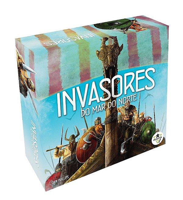 Invasores do Mar do Norte