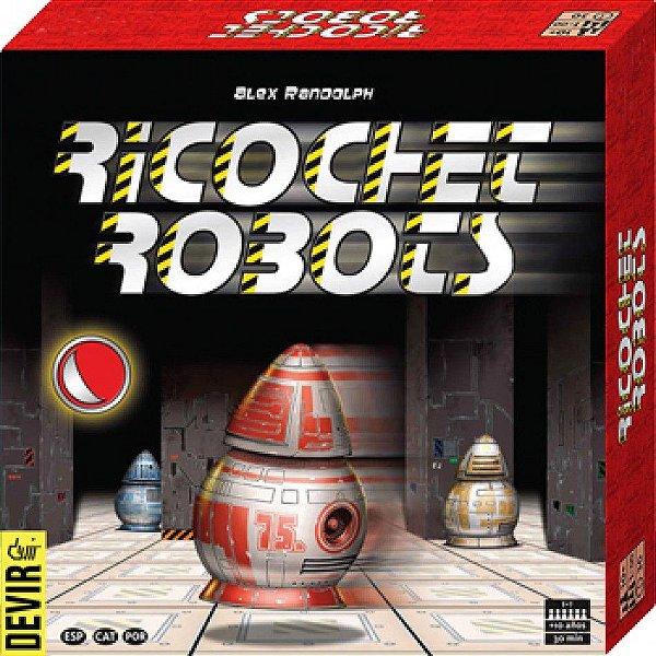 Robo Ricochet