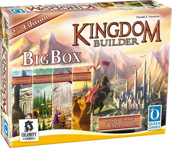 Kingdom Builder: Big Box