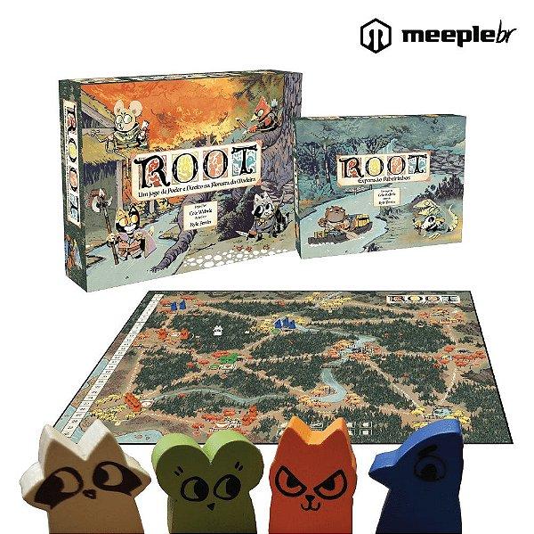 Root + Expansão Ribeirinhos (Pré venda)