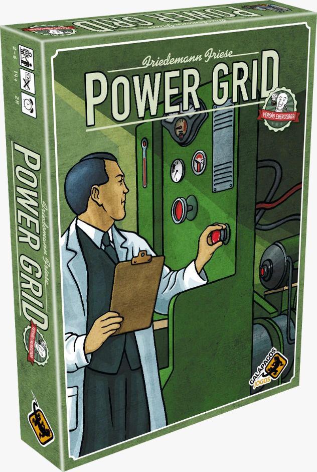 Power Grid (Versão Energizada)