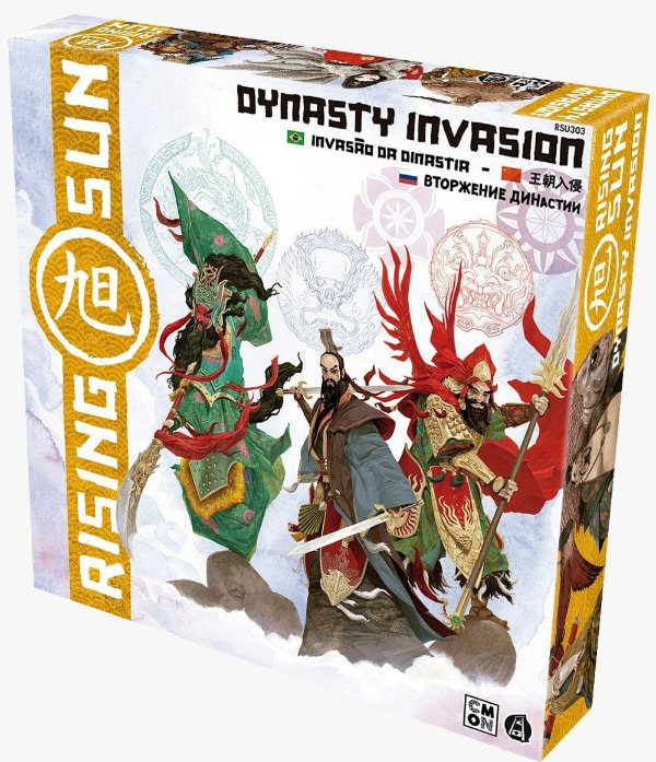 Rising Sun Dynasty Invasion
