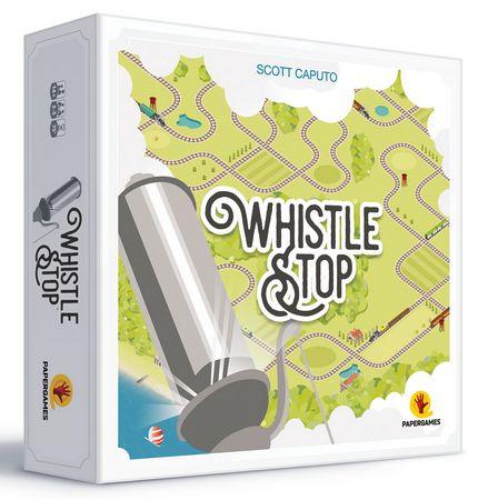 Whistle Stop ( + 2 Cartelas Promo)