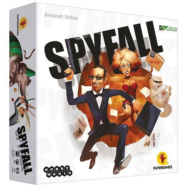 Spyfall ( com promos )