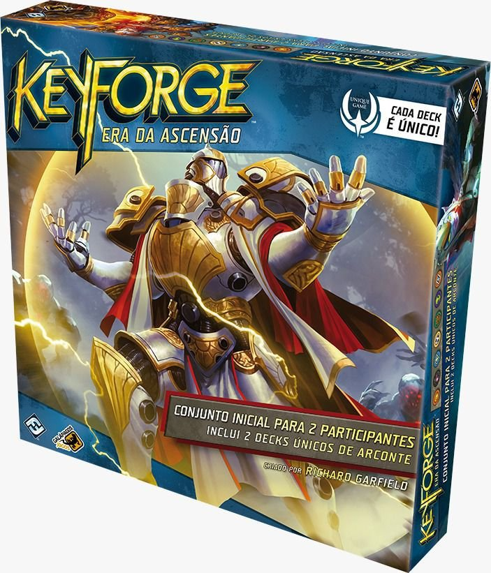 Keyforge A Era da Ascensão Starter Set