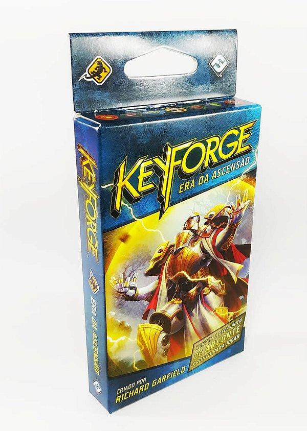 KeyForge A Era da Ascensão Deck