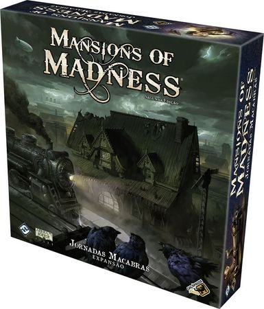 Mansion of Madness : Jornadas Macabras