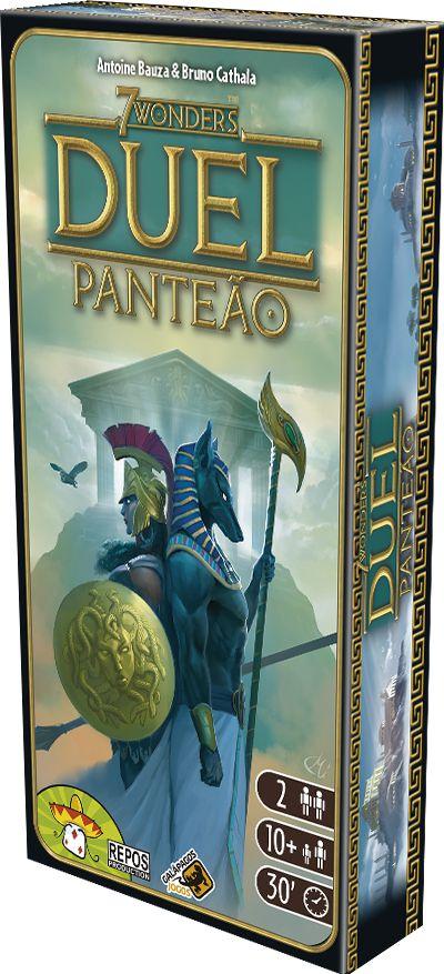 7 Wonders Duel: Panteão Expansão