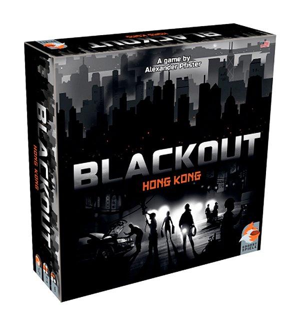 Blackout : Hong Kong