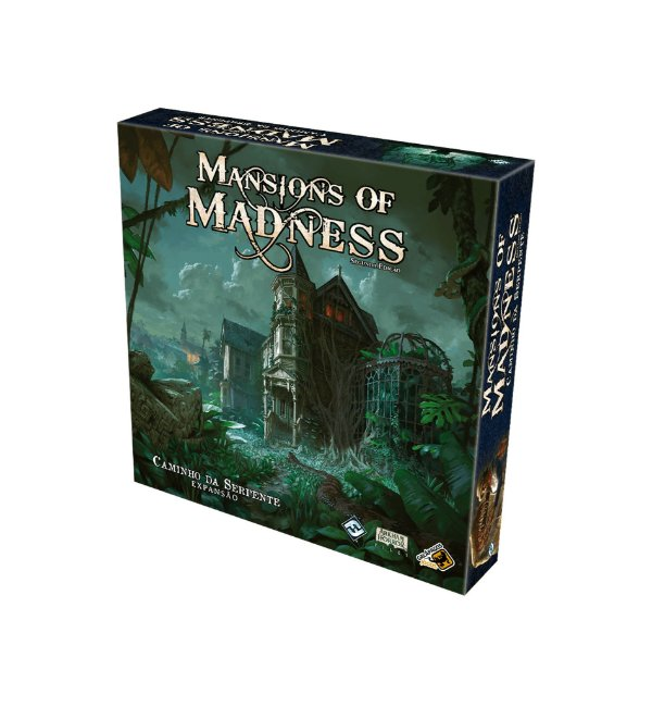 Mansions of Madness: Caminho da Serpente