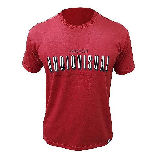 Camiseta de Produção Audiovisual 00108