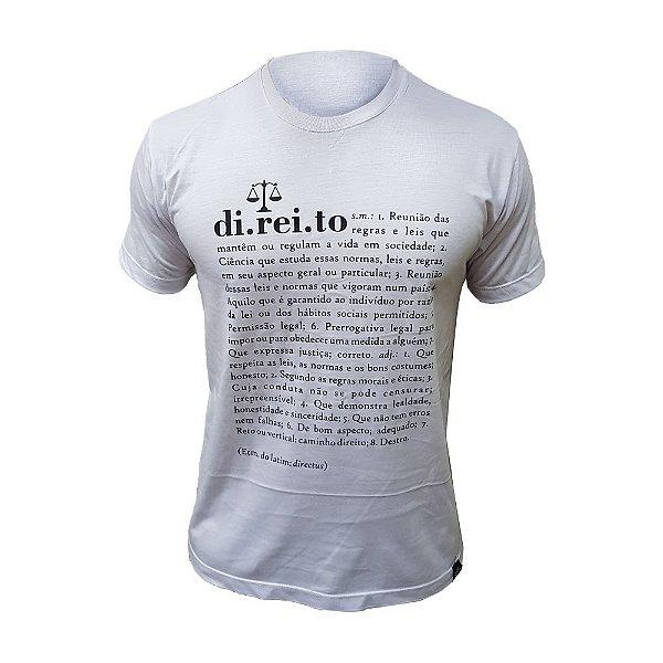 Camiseta de Direito 00031
