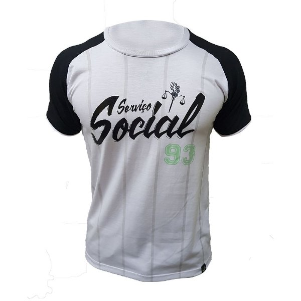 Camiseta de Serviço Social 00098