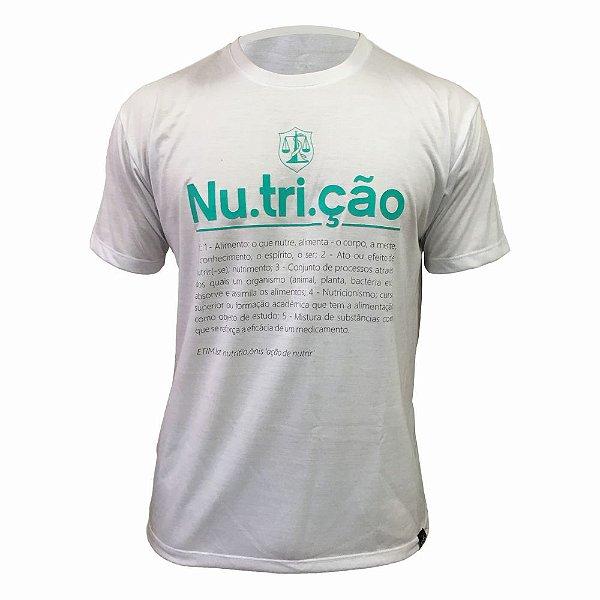 Camiseta de Nutrição 00129