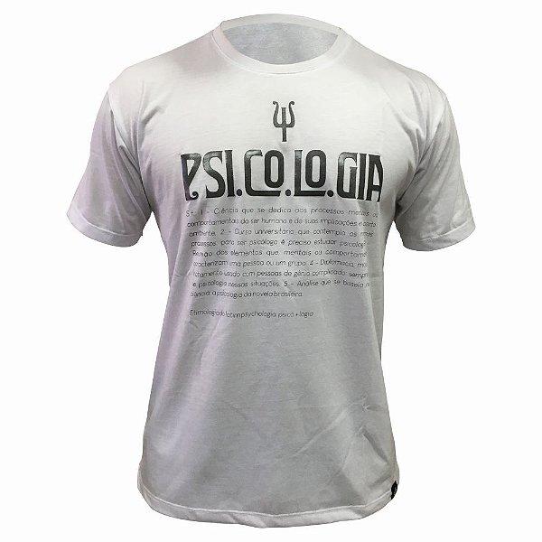 Camiseta de Psicologia 00132