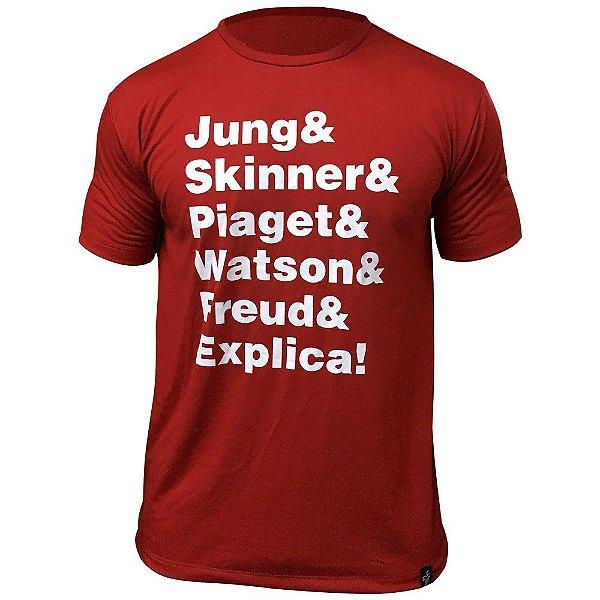 Camiseta de Psicologia 00135