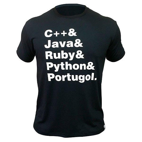 Camiseta de Tecnologia da Informação 00146