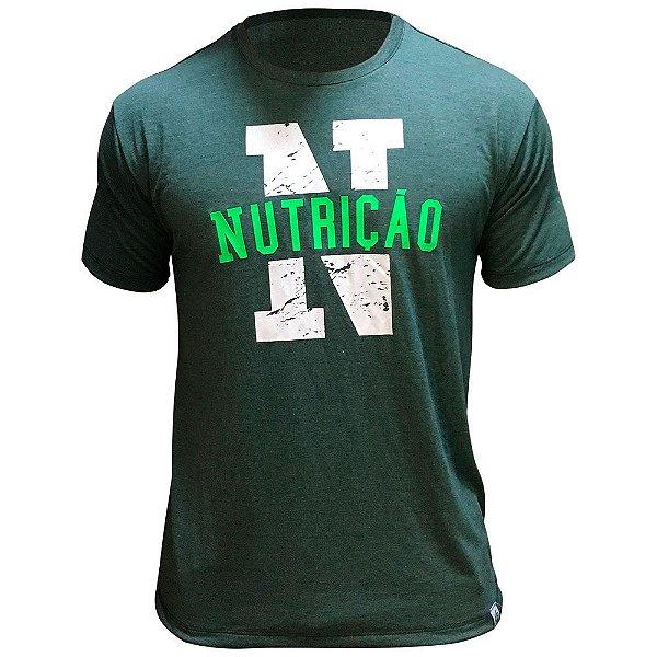 Camiseta de Nutrição 00200