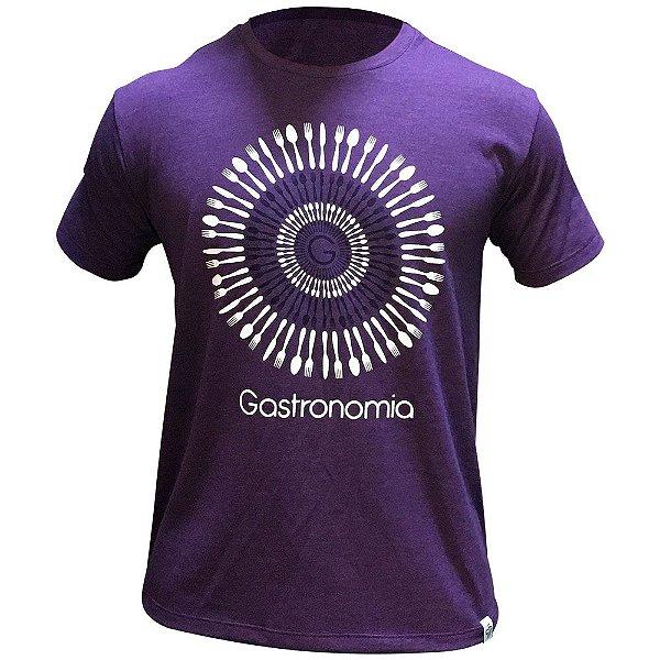 Camiseta de Gastronomia 00206