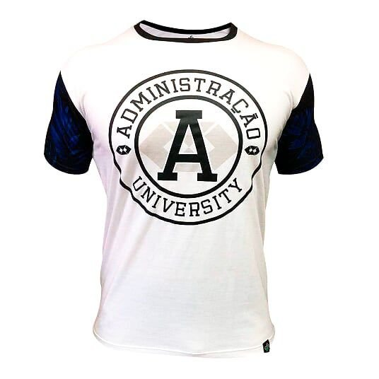 Camiseta de Administração 00231