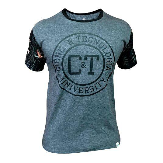 Camiseta de Ciências e Tecnologia 00233