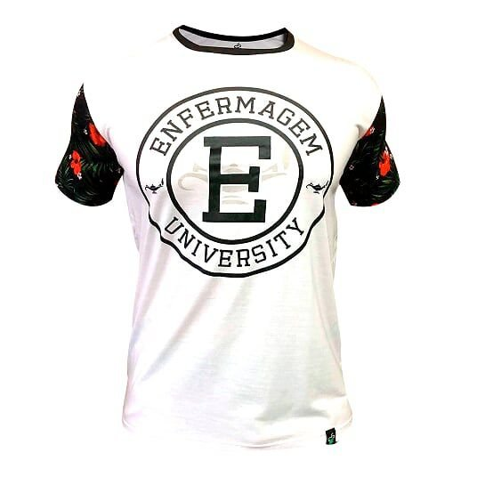 Camiseta de Enfermagem 00235