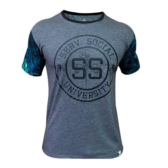 Camiseta de Serviço Social 00240