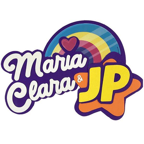 PAINEL EM EVA FESTA MARIA CLARA E JP - 01 UNIDADE - PIFFER