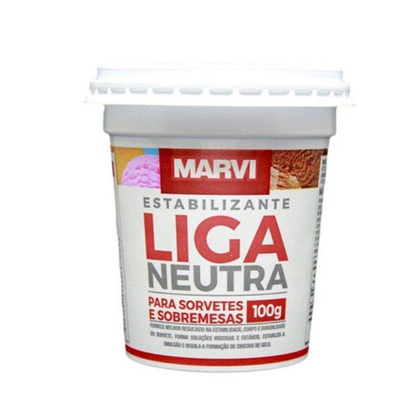 ESTABILIZANTE LIGA NEUTRA 100G - MARVI