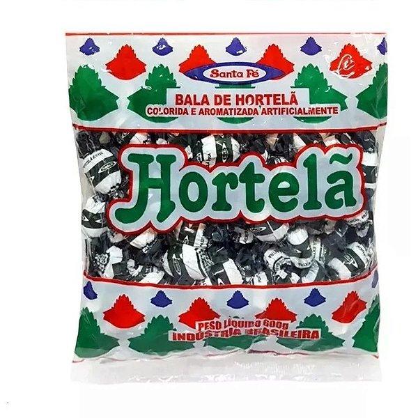 BALA HORTELÃ 600G - SANTA FÉ