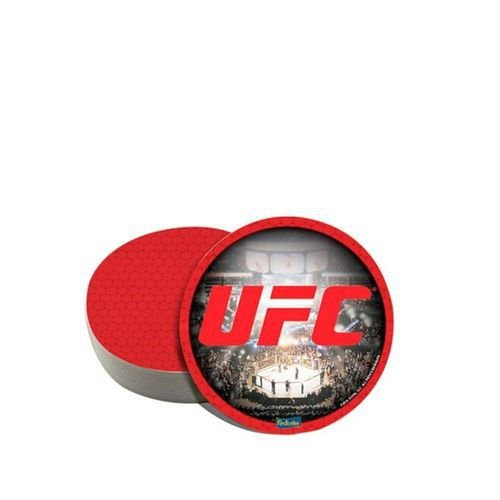 PORTA COPO BOLACHA UFC 8 UNIDADES - FESTCOLOR