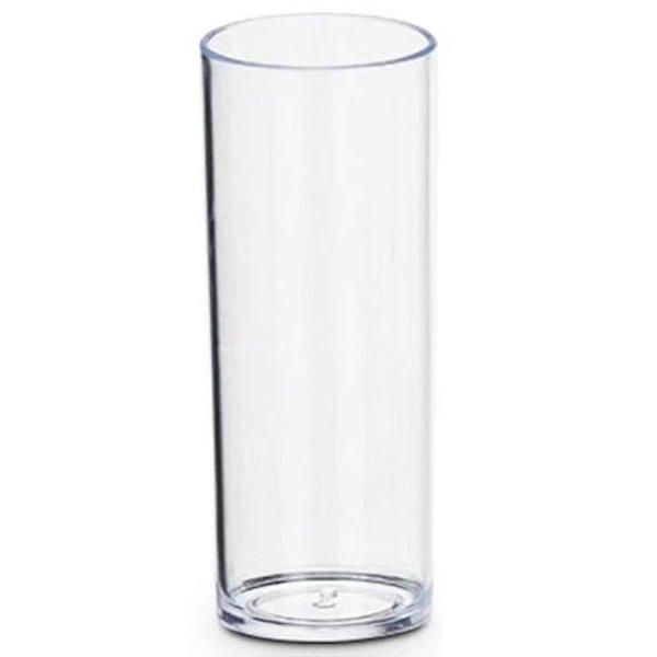 COPO LONG DRINK CRISTAL TRANLUCIDO - 360 ML - 01 UNIDADE - DESCARFEST