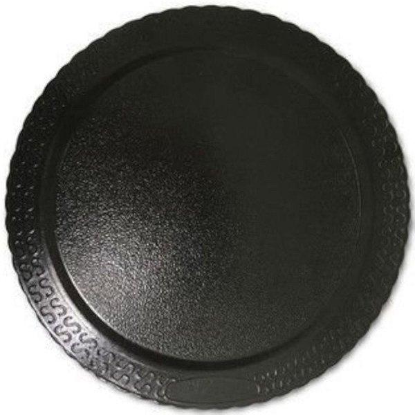 BASE PARA BOLO CAKE BOARD REDONDO PRETO 38 CM - ULTRAFEST