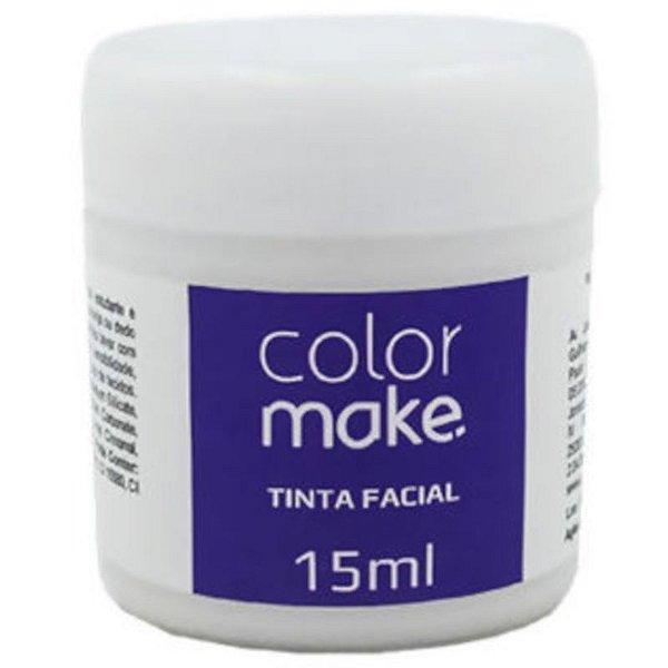 TINTA FACIAL 15ML BRANCA - COLOR MAKE