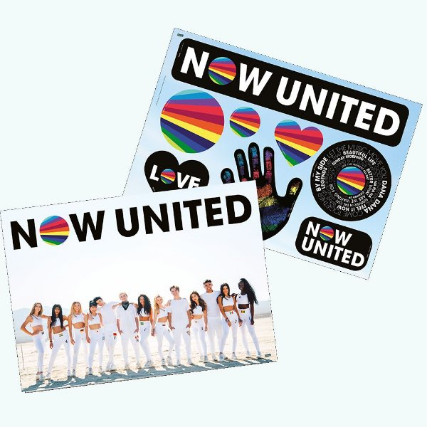 KIT DECORATIVO FESTA NOW UNITED - 01 UNIDADE - FESTCOLOR