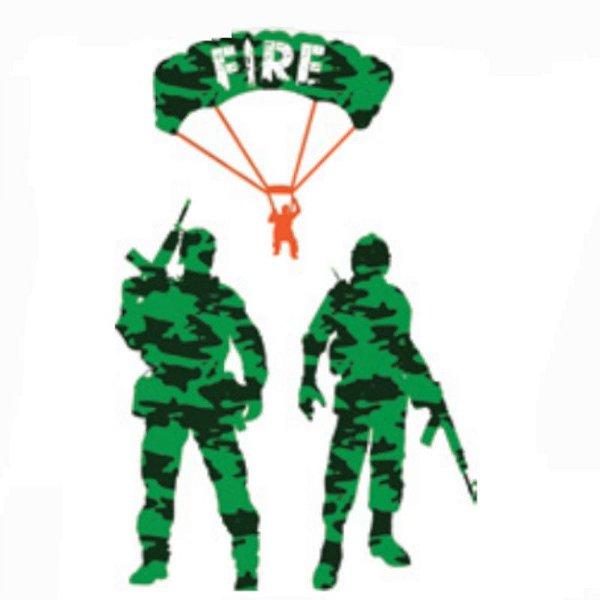 KIT SILHUETA FESTA FESTA FREE  FIRE - 01 UNIDADE - GRINTOY