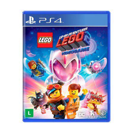 Usado: Jogo Uma Aventura Lego  2 - Video Game - PS4