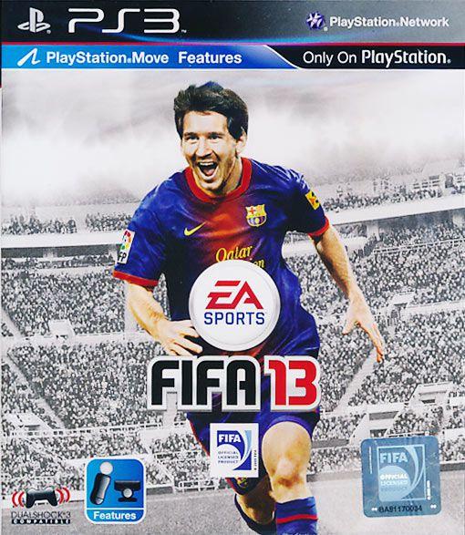 Jogo Fifa Soccer 13 (Inglês) PS3 - Seminovo
