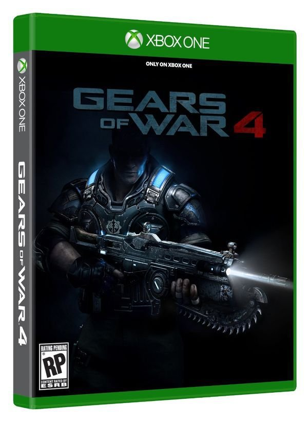 Jogo Gears Of Wars 4 - Xbox One - Seminovo