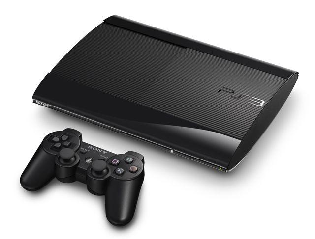 Console PS3 Super Slim 250Gb - Seminovo