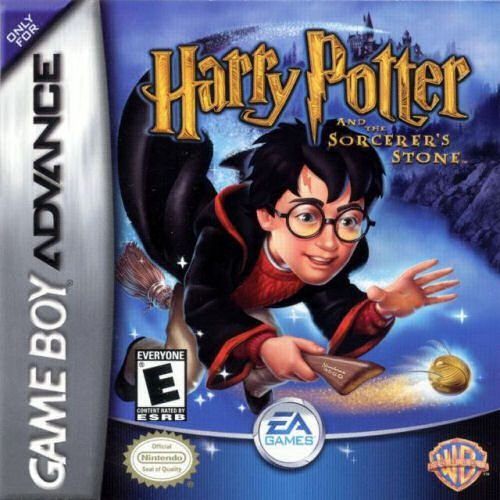 Jogo Harry Potter and the Philosopher's Stone - Seminovo