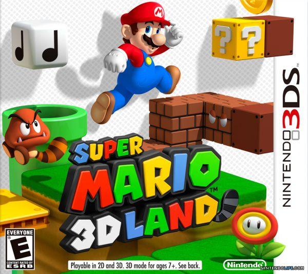 Jogo Super Mario 3D Land - Nintendo 3DS - Seminovo
