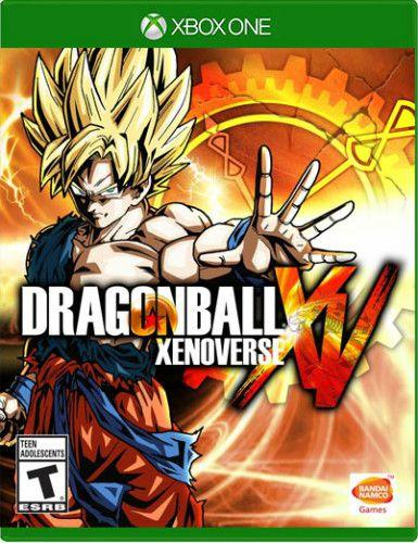Jogo Dragon Ball Xenoverse Xbox One - Seminovo